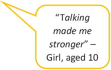 Girl aged 10